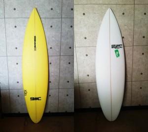 SMAC Surf Board