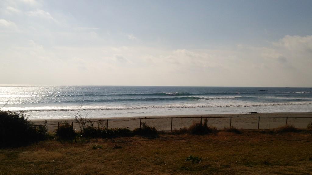 あとは地形が決まれば 今井浜シーズン到来である