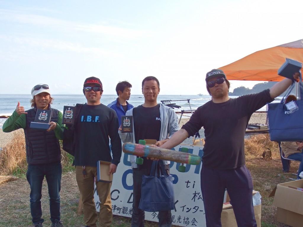 マスタークラスは今村勝司が 2連覇を果たした。